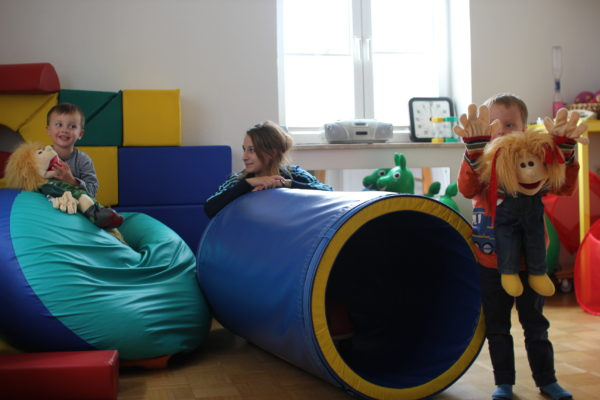 Heilpädagogische Frühförderung